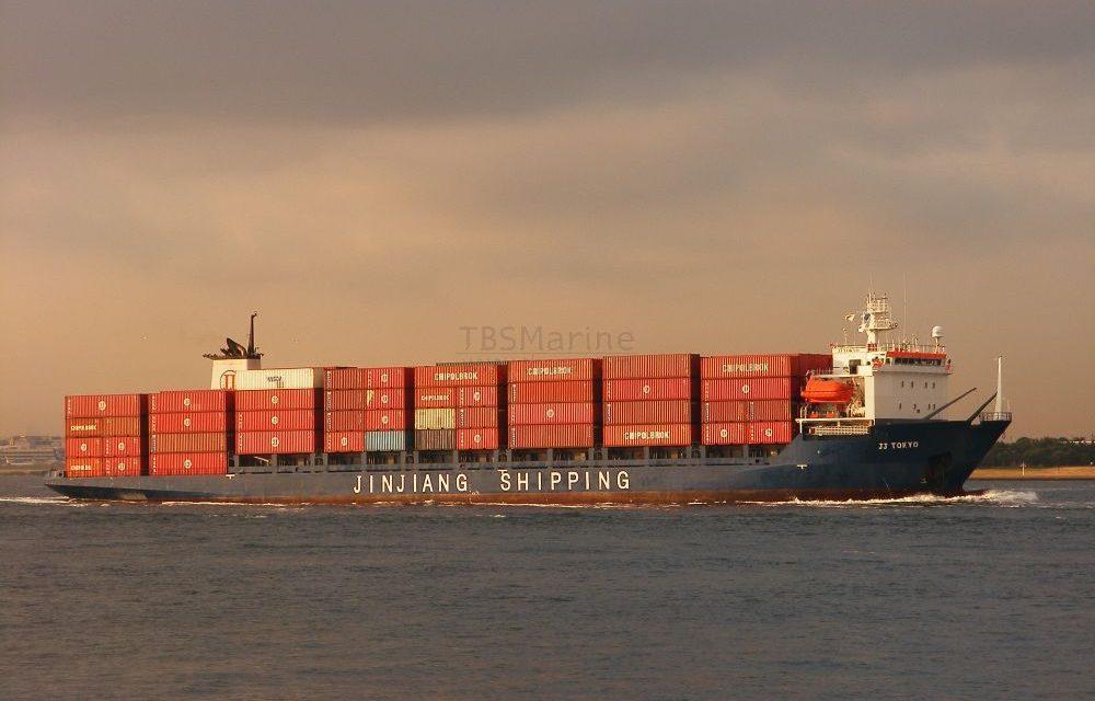 Jinjiang Shipping lanza servicio de transporte de contenedores para Taicang Port-Southeast Asia