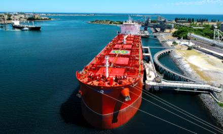 Klaveness Combination Carriers (KCC) sufre pérdidas en el segundo trimestre