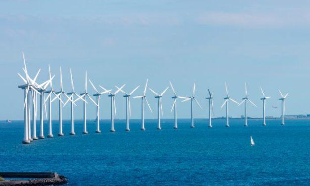La energía eólica marina alimentará la mayor central eléctrica de Europa
