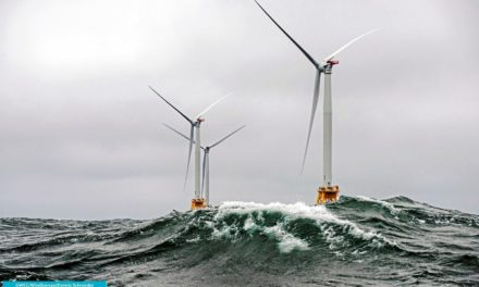 La turbina eólica offshore más larga del mundo llega al Reino Unido