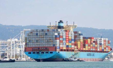 Maersk advierte que la guerra comercial podría perjudicar el negocio de los contenedores