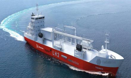 Moss Maritime, Equinor, Wilhelmsen y DNV GL han desarrollado un buque búnker de hidrógeno licuado