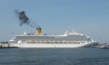 NABU: Permanece huella climática de la industria de los cruceros