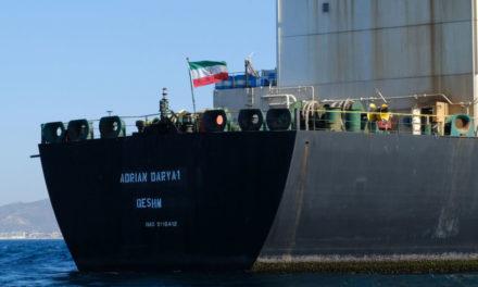 Petrolero iraní «No se dirige» hacia puerto griego
