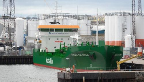 Thun Tankers ordena un petrolero NAABSA