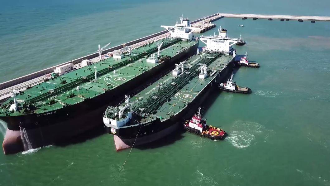 Açu Petróleo y Petrogal de Brasil renuevan contrato para el transbordo de petróleo en el Puerto de Açuc