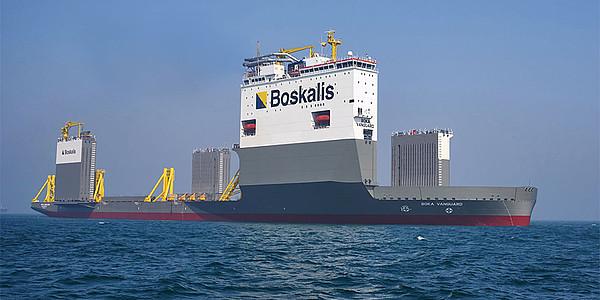 Boskalis firma acuerdo para construcción de terminal de exportación de petróleo en Iraq