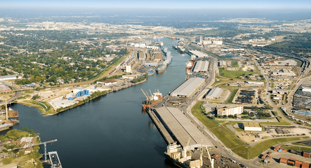Comisión del Puerto da luz verde al trabajo de expansión del Canal de Navegación de Houston