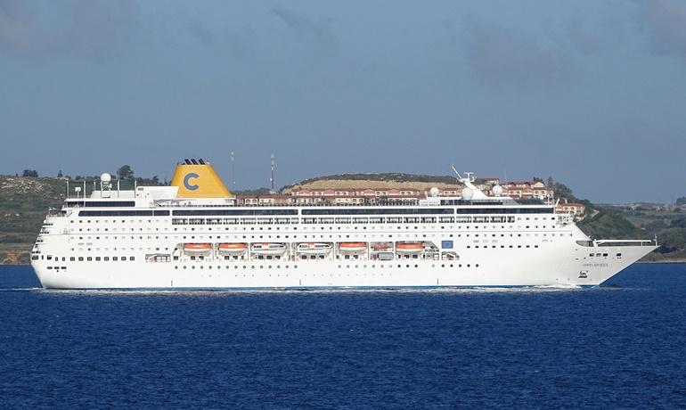 Costa Group invertirá 54,8 millones de dólares en la renovación de buques