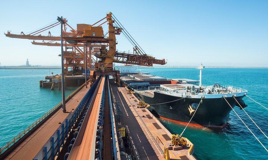 Drewry: Los grandes graneleros se beneficiarán de la prohibición de exportaciones de Indonesia