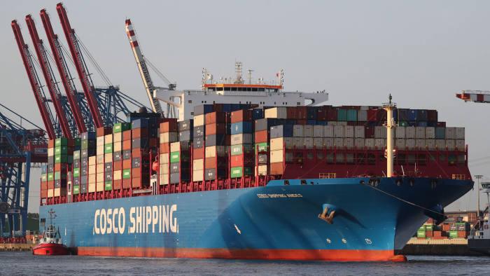 EE.UU. sanciona a las empresas COSCO por el comercio con Irán