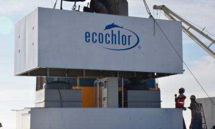 Ecochlor: Nueva solución de liberación de gas busca reducir riesgos para la gente de mar