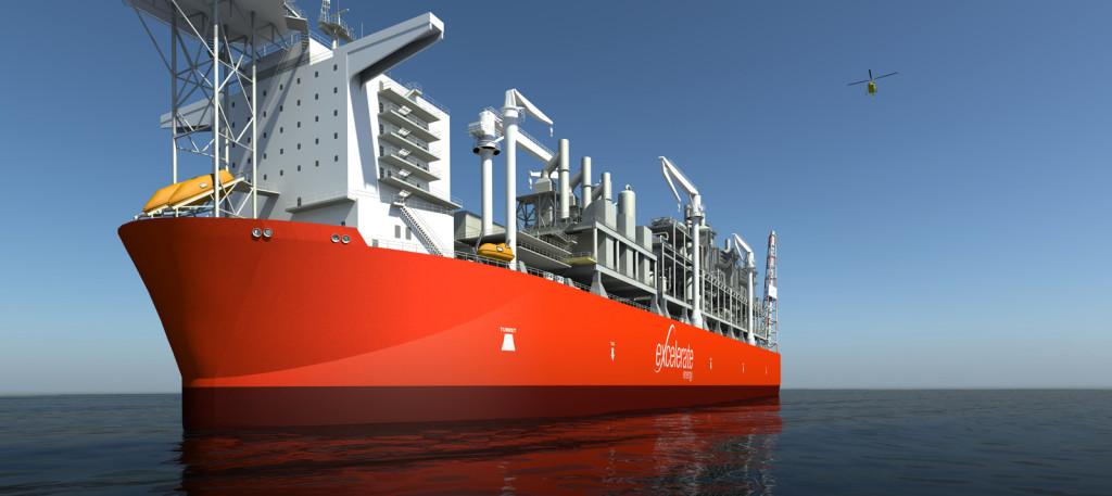Excelerate obtiene aprobación para una terminal flotante de GNL en Filipinas