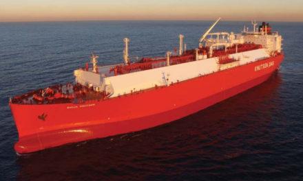 Hyundai Heavy obtuvo pedido para la construcción de un buque de GNL