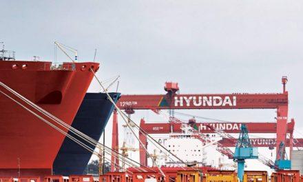 Hyundai Samho consigue contrato para la construcción de dos buques de transporte de crudo