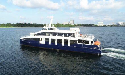 Incat Crowther anuncia lanzamiento de primer Ferry Flex