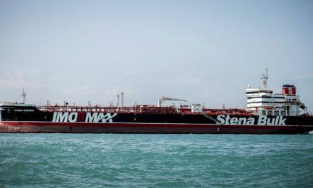 Irán liberará a los miembros no esenciales de la tripulación de Stena Impero