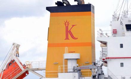 Kumiai Senpaku de Japón asegura el fletamento para construcción de nuevo ferry RoRo