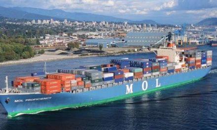 La MOL japonesa explora las oportunidades de transporte de acero en Turquía