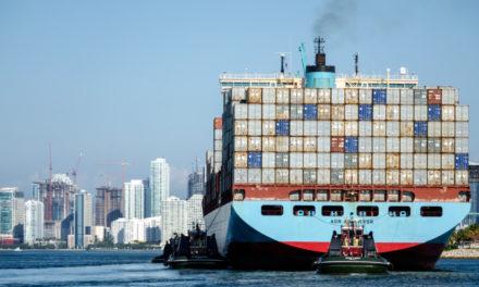 La flexibilidad del combustible es clave para el objetivo de reducir las emisiones del transporte marítimo
