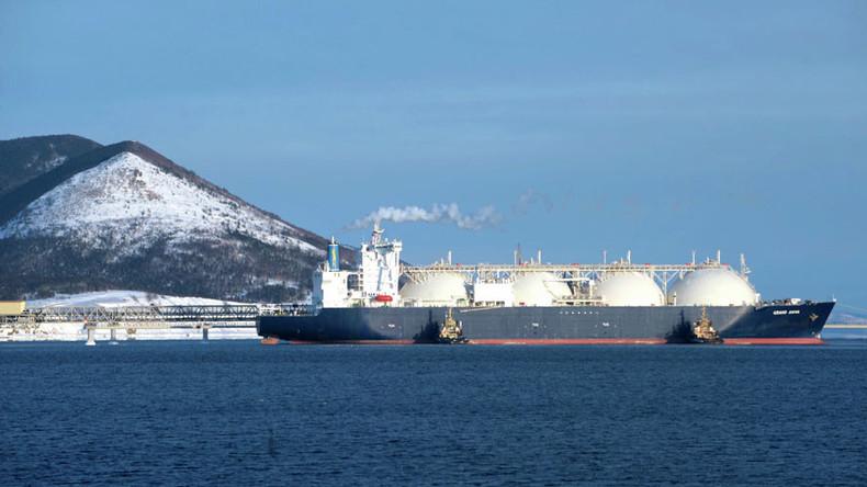 MOL, Novatek y JBIC firman un acuerdo para un complejo ruso de GNL