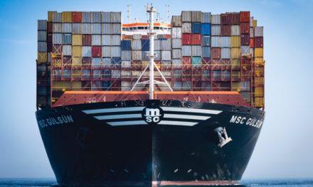 MSC: Tercer Buque de 23,000 TEUs Nombrado en Bremerhaven