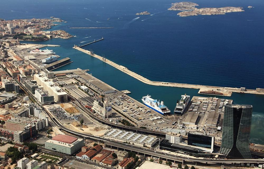 Marsella Fos quiere ser el primer puerto totalmente eléctrico del Mediterráneo en 2025