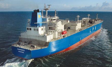 Petredec ordenará transportadores de etileno de Jiangnan