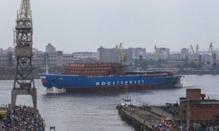 Rusia prevé un tráfico anual de 80 millones de toneladas a través de la NSR en 2024