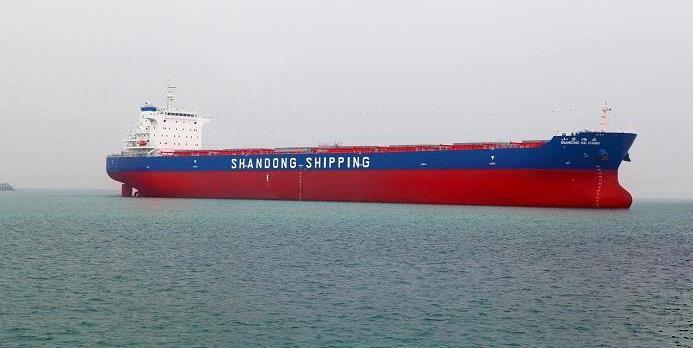 Shandong Shipping Ordena 12 Buques Graneleros en China