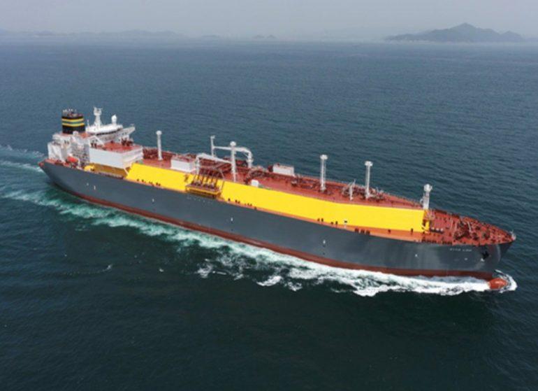 TMS Cardiff Gas firma un contrato de fletamento a largo plazo con Total