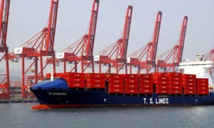 TS Lines encarga cuatro boxships a Guangzhou Huangpu Wenchong