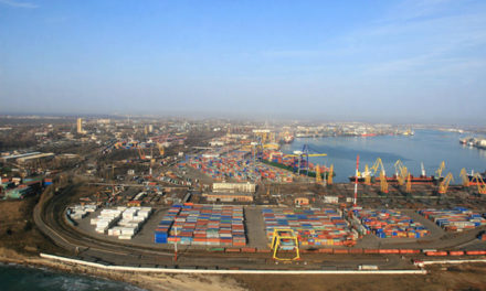 Ucrania: Puerto de Chornomorsk recibe nueva terminal de grano y atracaderos adicionales