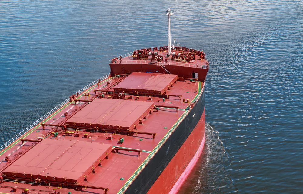 2020 Bulkers asegura el trabajo para otro nuevo buque