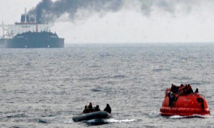Armador griego incendia buque tanque en un fraude de $ 77 millones, dice el juez