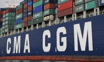 CMA CGM lanza servicios de financiación del comercio marítimo