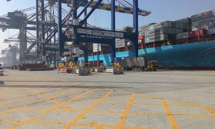 DP World muestra interés en el sector logístico de Panamá