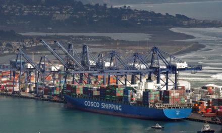 EE.UU: Las empresas tienen tiempo para cerrar sus negocios con las unidades de COSCO