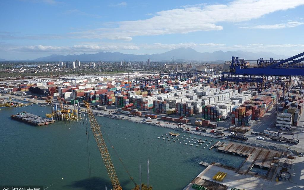 El TCP de Brasil inaugura las obras de ampliación de la Terminal de Contenedores de Paranaguá