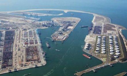 El puerto más grande de Europa ya está listo para barcos más grandes