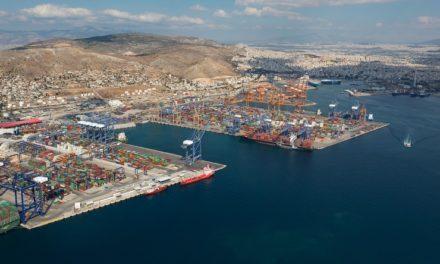 Grecia aprueba parte del plan de inversiones de COSCO para El Pireo