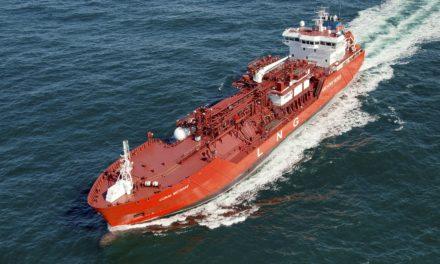Grupo Shipowner Hartmann compra un buque de LEG