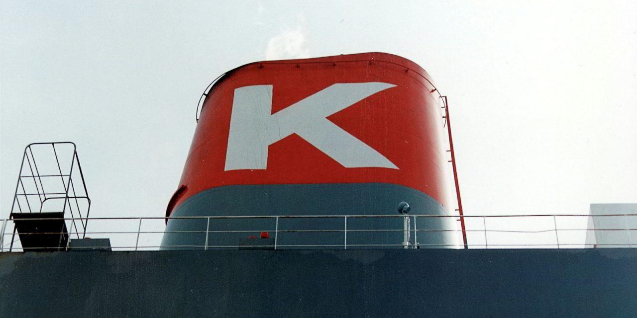 K Line busca firmar contrato de fletamento con Nippon Paper Industries