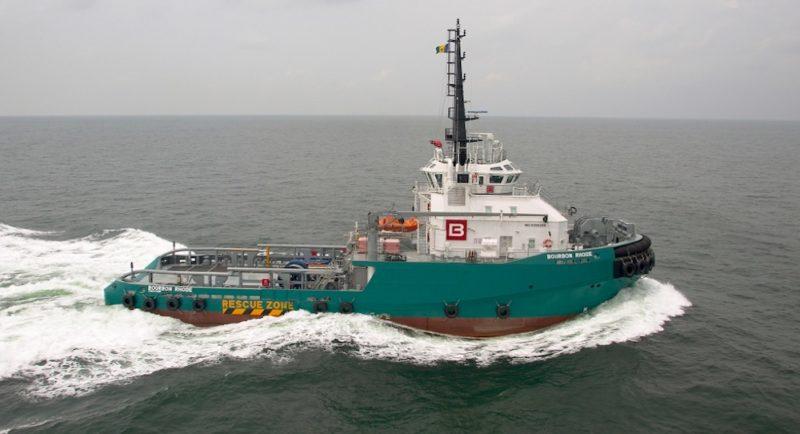 La ITF insta a las autoridades a que continúen buscando a la tripulación de Bourbon Rhode