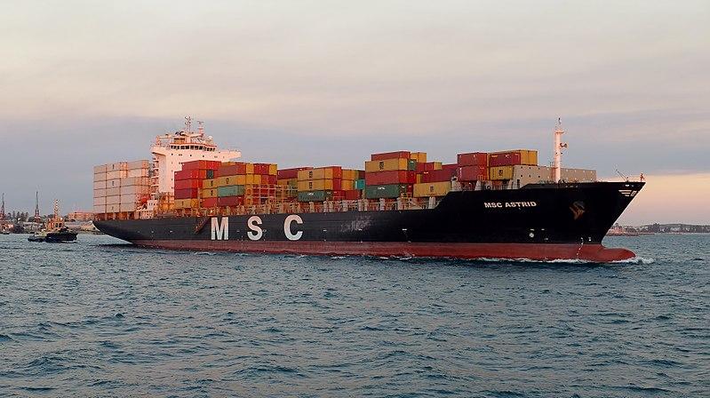 La adquisición de Messina por parte de MSC recibe el visto bueno de regulador italiano