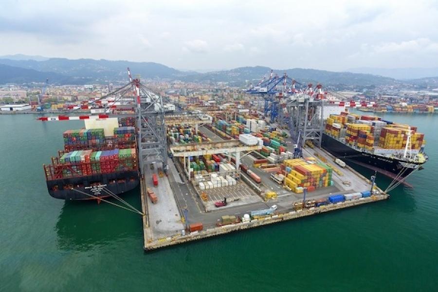 La calidad del aire sigue siendo una prioridad ambiental para los puertos europeos
