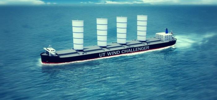 Lanzamiento oficial del proyecto de propulsión eólica para buques