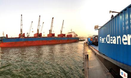 Los puertos de Amberes y Zeebrugge inician las conversaciones sobre posible fusión