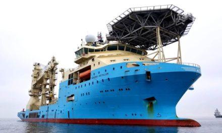 Maersk Supply Service asegura el contrato de buques de apoyo en México