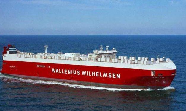 Wallenius Wilhelmsen construirá el primer barco Ro-Ro propulsado por viento a gran escala